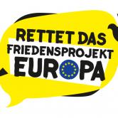 Rettet das Friedensprojekt Europa; Bildrechte Forum zfd